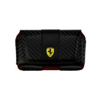 Ferrari Challenge pouzdro horizontální, velikost M, černé