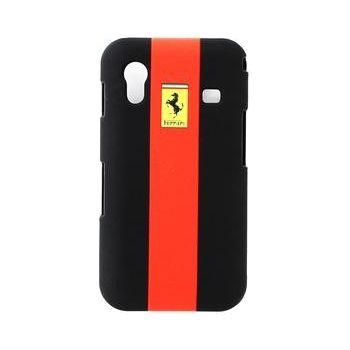 Ferrari GTR zadní kryt S5830 Galaxy Ace, černo-červený