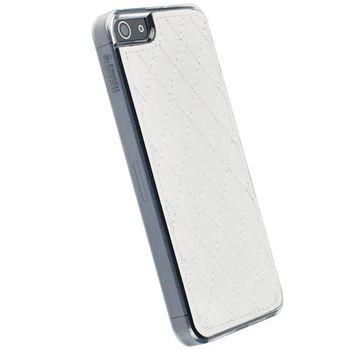 Krusell hard case - Avenyn UnderCover - Apple iPhone 5 (bílá)