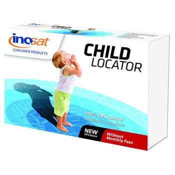 Inosat Child  Locator, sledování osob bez poplatků
