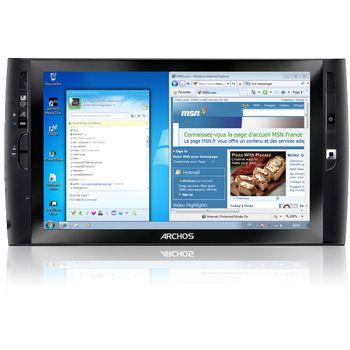 """ARCHOS 9, tablet s Windows 7, 8,9"""" display, 60GB"""