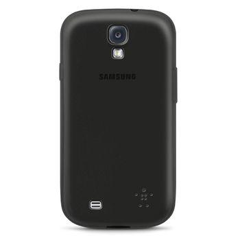 Belkin TPU pouzdro pro Samsung Galaxy S4, černé
