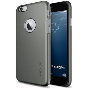 Spigen pouzdro Thin Fit A pro iPhone 6, šedá