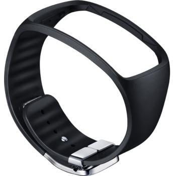 Samsung výměnný pásek ET-SR750BN pro Galaxy Gear S, černý
