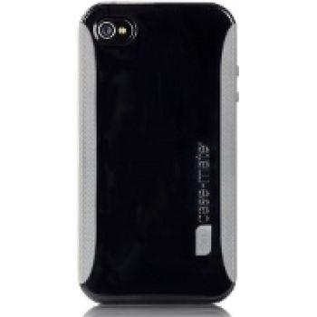 Case Mate pouzdro Pop Black / Grey pro iPhone 4