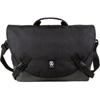"""Crumpler Private Surprise L nylonová taška 15.4"""" - černá/černá"""