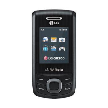 LG GU200 Spring Roll Black