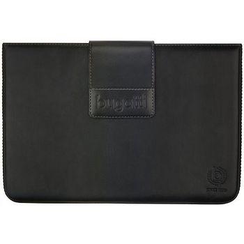 """Bugatti Basic leather case 10,1"""" tablet - černé"""