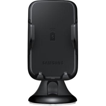 Samsung bezdrátový nabíjecí držák do auta EP-HN910IB pro Galaxy Note 4, černý