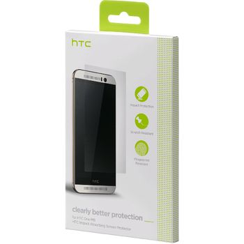 HTC ochranná fólie SP R230A pro HTC One (M9), čirá
