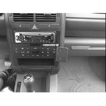 Brodit ProClip montážní konzole pro Audi A2/S2 01-05 (ne pro vozy s tovární navigací), na střed