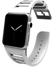 Case Mate výměnný řemínek Vented pro Apple Watch 42mm, bílý