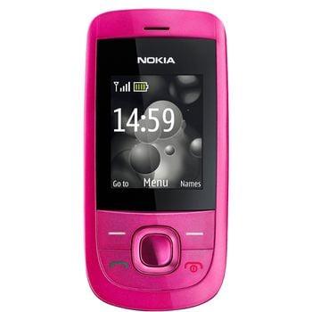 Nokia 2220 slide Hot Pink - předváděcí zařízení, plná záruka