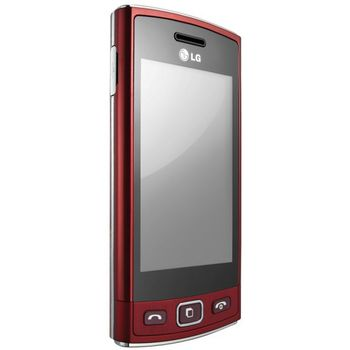 LG GM360 Viewty Snap Wine Red