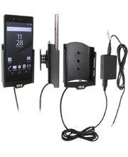 Brodit držák do auta na Sony Xperia Z5 bez pouzdra, se skrytým nabíjením