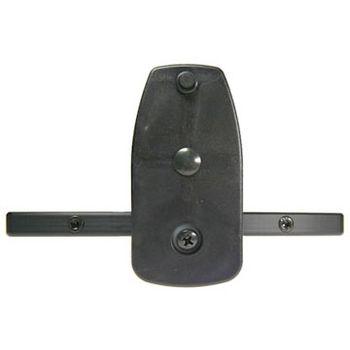 Brodit montážní konzole na opěrku hlavy pro multimediální obrazovky, rozteč 123 - 183mm
