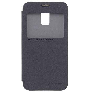 Nillkin flipové pouzdro Sparkle S-View pro Samsung Galaxy S5 mini, černá
