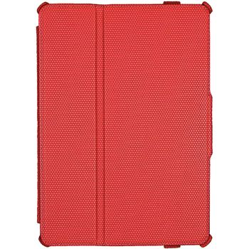 Leitz Complete pevné pouzdro Smart Grip pro Apple iPad Air, červená
