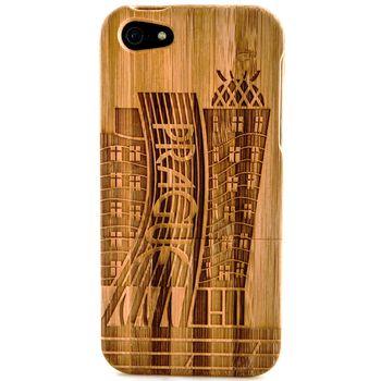 Thorn bambusové pouzdro Fred & Ginger pro iPhone 5