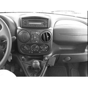 Brodit ProClip montážní konzole pro Fiat Dobló 01-09, na střed