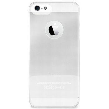 PURO pouzdro Crystal Cover pro Apple iPhone 5 - průhledná