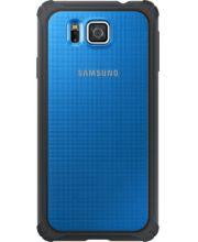 Samsung zadní kryt EF-PG850BL pro Galaxy Alpha, modrý