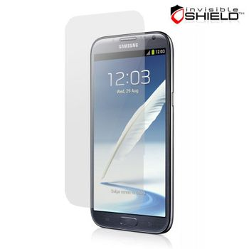 Fólie InvisibleSHIELD Samsung Galaxy Note II (celé tělo)