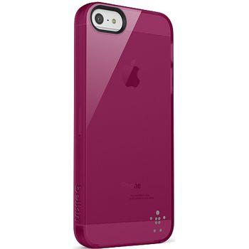 Belkin pouzdro Grip Vue pro Apple iPhone 5 - růžové (F8W093vfC03)