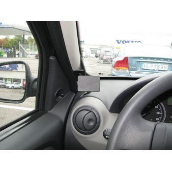 Brodit ProClip montážní konzole pro Dacia Logan 09-13/Sandero 08-12/Duster 10-13, vlevo na sloupek