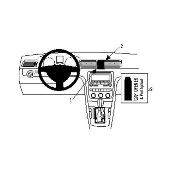 Brodit ProClip montážní konzole pro Volkswagen Passat 12 - bazar