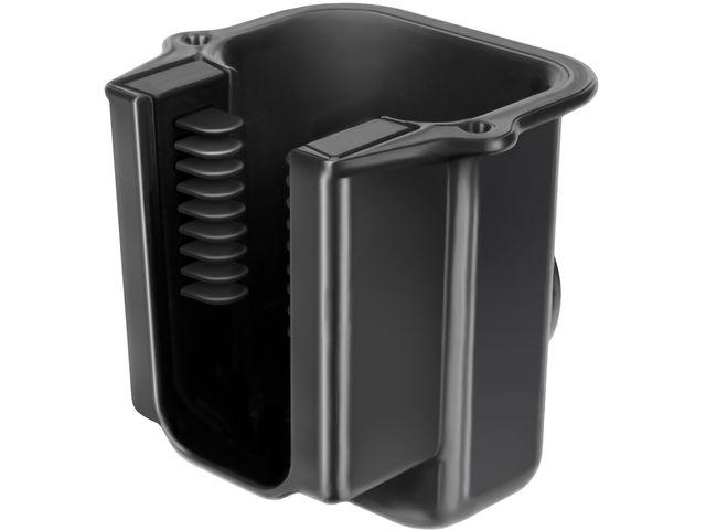 obsah balení RAM Mounts držák na ruční čtečky čárových kódů na vysokozdvižné vozíky s úchytem pro hranatý profil 0-38,1 mm, sestava RAM-B-247-15-396U