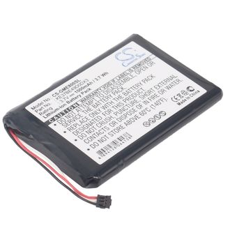 Baterie náhradní pro Garmin Edge 800 1000mAh Li-ion