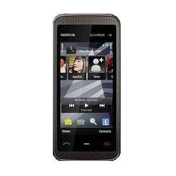 NOKIA 5530 XpressMusic Black Grey 2GB + Handsfree BH-105