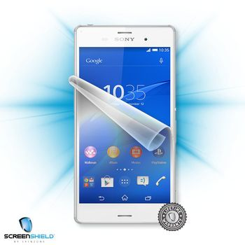 Fólie ScreenShield Sony Xperia Z3 - displej