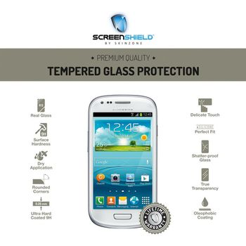 Temperované sklo ScreenShield Samsung Galaxy S III mini