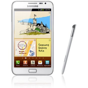 Samsung Galaxy Note bílý + 32GB karta