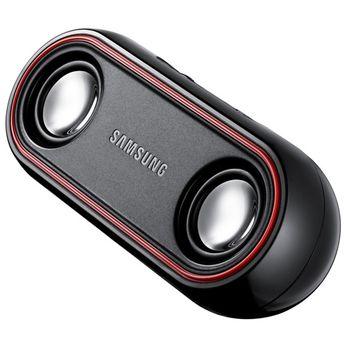 Samsung SP100 stolní stereo reproduktory černé
