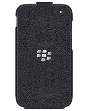 BlackBerry flipové pouzdro pro Q5, černá