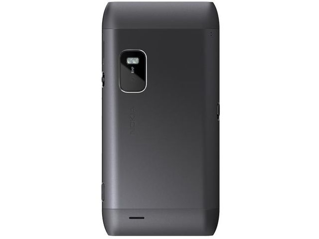 obsah balení Nokia E7-00 Dark Grey + Bluetooth Headset Nokia BH-905