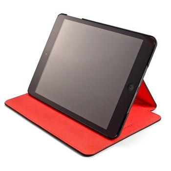 Element Case pouzdro Soft-Tec Wallet pro iPad mini retina, černo-červená