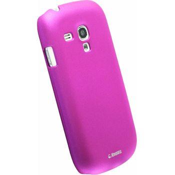 Krusell hard case - ColorCover - Samsung i8190 Galaxy S III Mini (růžová)