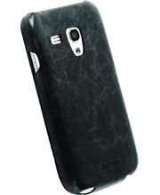 Krusell pouzdro SlimCover Tumba - Samsung i8190 Galaxy S III Mini (černá)