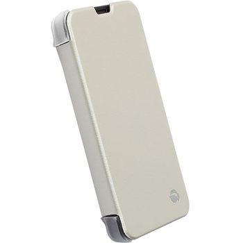 Krusell pouzdro FlipCover Boden - Nokia Lumia 630, Nokia Lumia 635, bílá