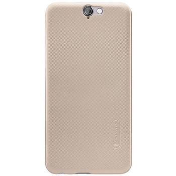 Nillkin zadní kryt Super Frosted pro HTC One A9, zlatý