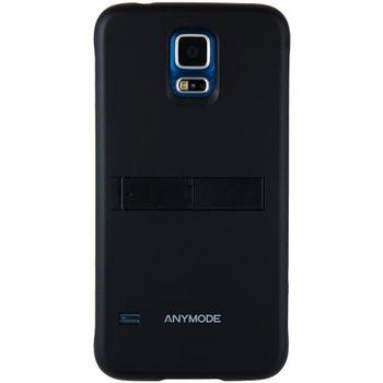 ANYMODE zadní kryt se stojánkem pro Samsung Galaxy S5, černý
