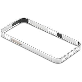 PanzerGlass ochranný hliníkový rámeček pro Apple iPhone 4/4s, stříbrný